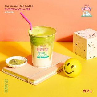 ชาเขียวเย็น