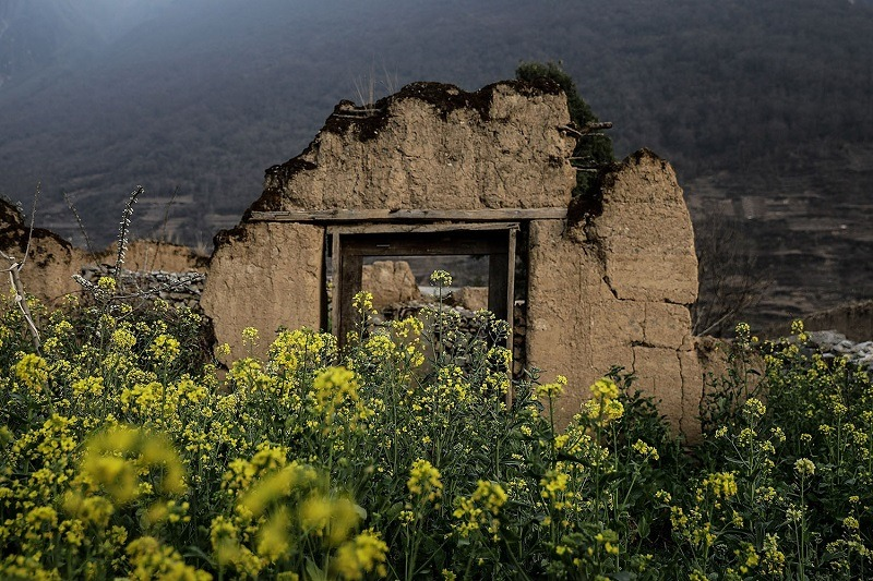 A Qiang Village After Earthquake 10 Years Later