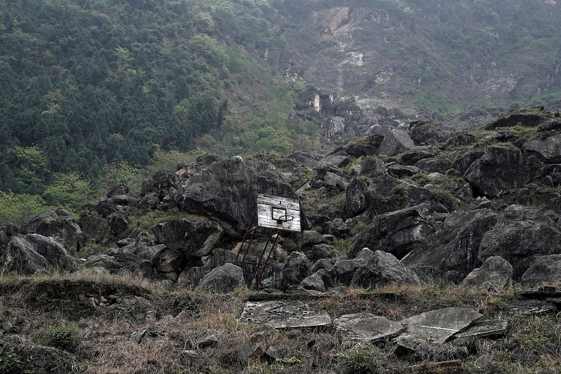 The Wider Image: Scars begin to heal a decade after Sichuan quake