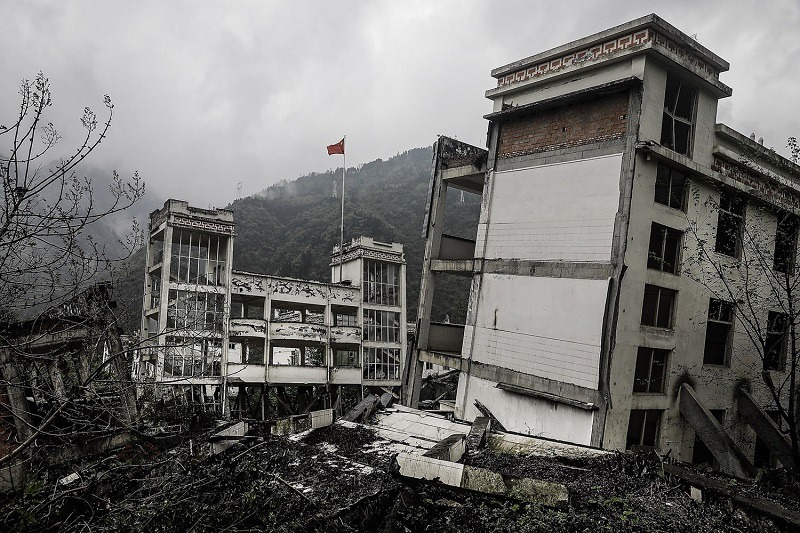 Yingxiu Town 10 Years After The Giant Earth Quake