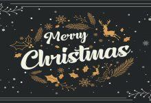 วันคริสต์มาส รวมคําอวยพรและการ์ดวันคริสต์มาส