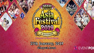 Photo of AKB48 Group Asia Festival 2019 in Bangkok