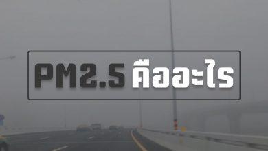 Photo of PM 2.5 คืออะไร อันตรายกับชีวิตคนเรายังไง ?