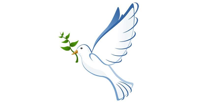 สัญลักษณ์ของสันติภาพ