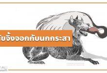 นิทานอีสป : สุนัขจิ้งจอกกับนกกระสา (The Wolf & the Crane)