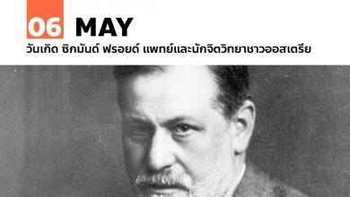 Photo of 6 พฤษภาคม วันเกิด ซิกมันด์ ฟรอยด์ (Sigmund Schlomo Freud)