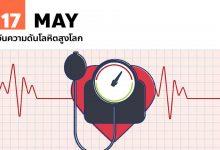 Photo of 17 พฤษภาคม วันความดันโลหิตสูงโลก