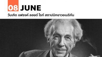 Photo of 8 มิถุนายน วันเกิด แฟรงค์ ลอยด์ ไรท์ สถาปนิกชาวอเมริกัน