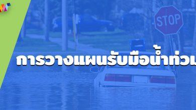 Photo of วิธีการป้องกันน้ำท่วมบ้าน การเตรียมตัวน้ำท่วม ก่อนภัยจะมา