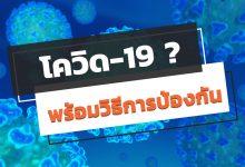ไวรัสโคโรน่า หรือ โควิด-19 คืออะไร ? พร้อมวิธีการป้องกัน