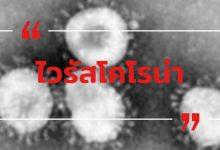 Photo of ไวรัสโคโรน่า (Coronavirus) คืออะไร ? พร้อมวิธีการป้องกัน