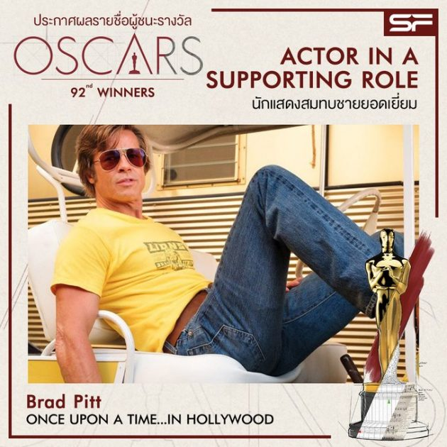 Oscars 2020 Best Supporting Actor