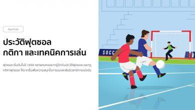 Photo of ประวัติฟุตซอล (Futsal) กติกา และเทคนิคการเล่น
